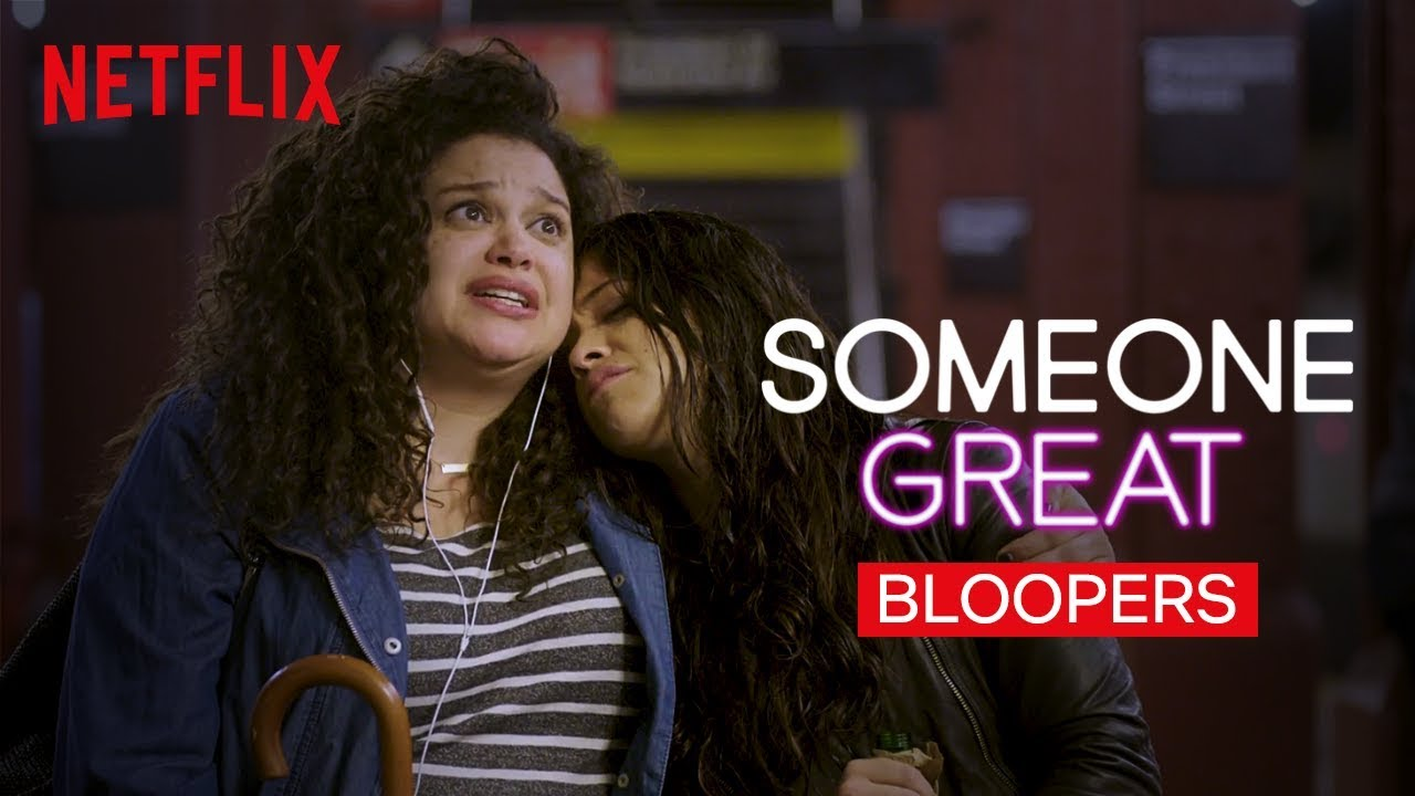 Download Someone Great Bloopers | Netflix