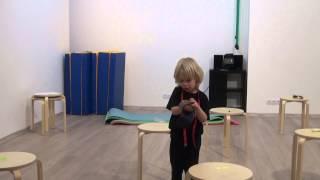 Студия Актер  Актерская схема на киноплощадке   Упражнения для 4 5 лет  14