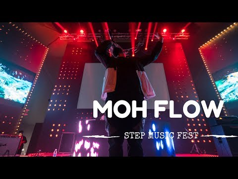 Moh Flow - Speaking Crazy (Live @ STEP Music Fest 2017)