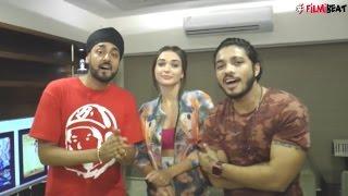 Raftaar, Manj Musik, Amy Jackson talks about LAK HILAADE song, watch video | Filmibeat