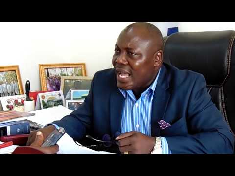 Sen  Kaipay Interview with UNMIL Radio wants the Maritime Authority give info on the number of sh