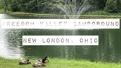 Road Trip 2019 (11) Freedom Valley Campground | New London OH