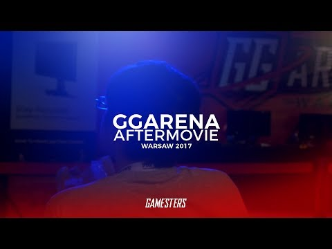 GG Arena Warsaw 2017 - Aftermovie by Gamesters