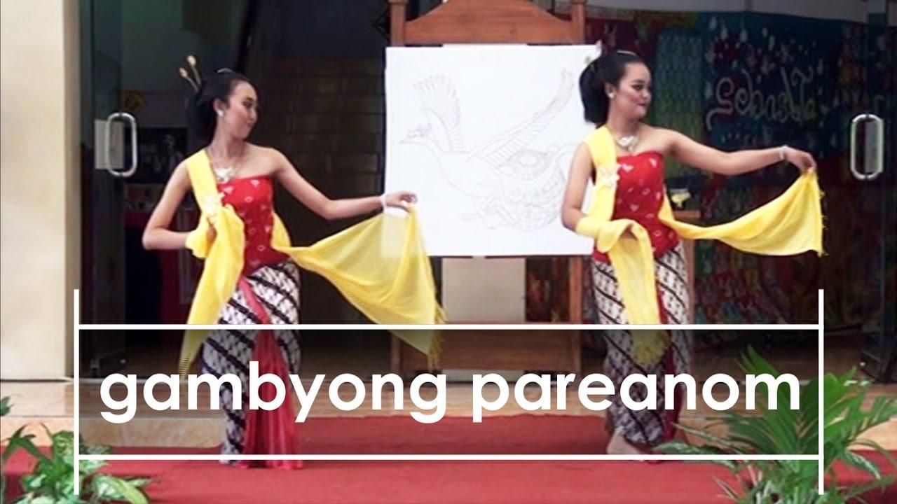 instrumen tari gambyong