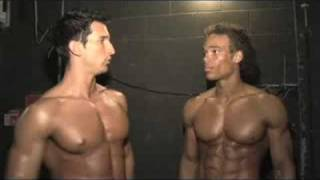 How To Get Six Pack Abs with Jean-Jacques Barrett & Vince DelMonte