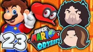 Super Mario Odyssey: Star Wars Opinions - PART 23 - Game Grumps