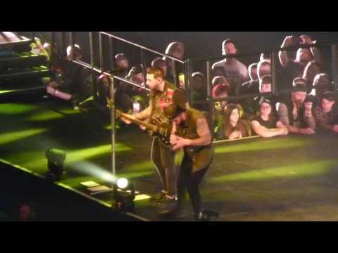 Avenged Sevenfold - Sunny Disposition - live @ The O2 Arena, London 21.1.2017