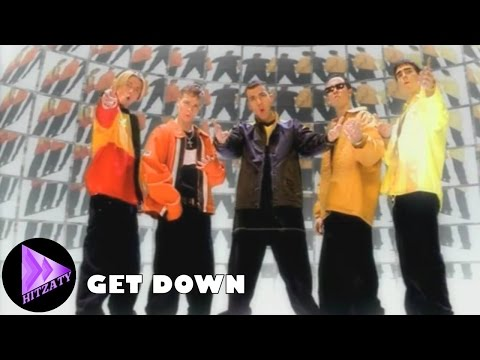 Backstreet Boys : Get Down [Arabic Subtitles] مترجم عربي