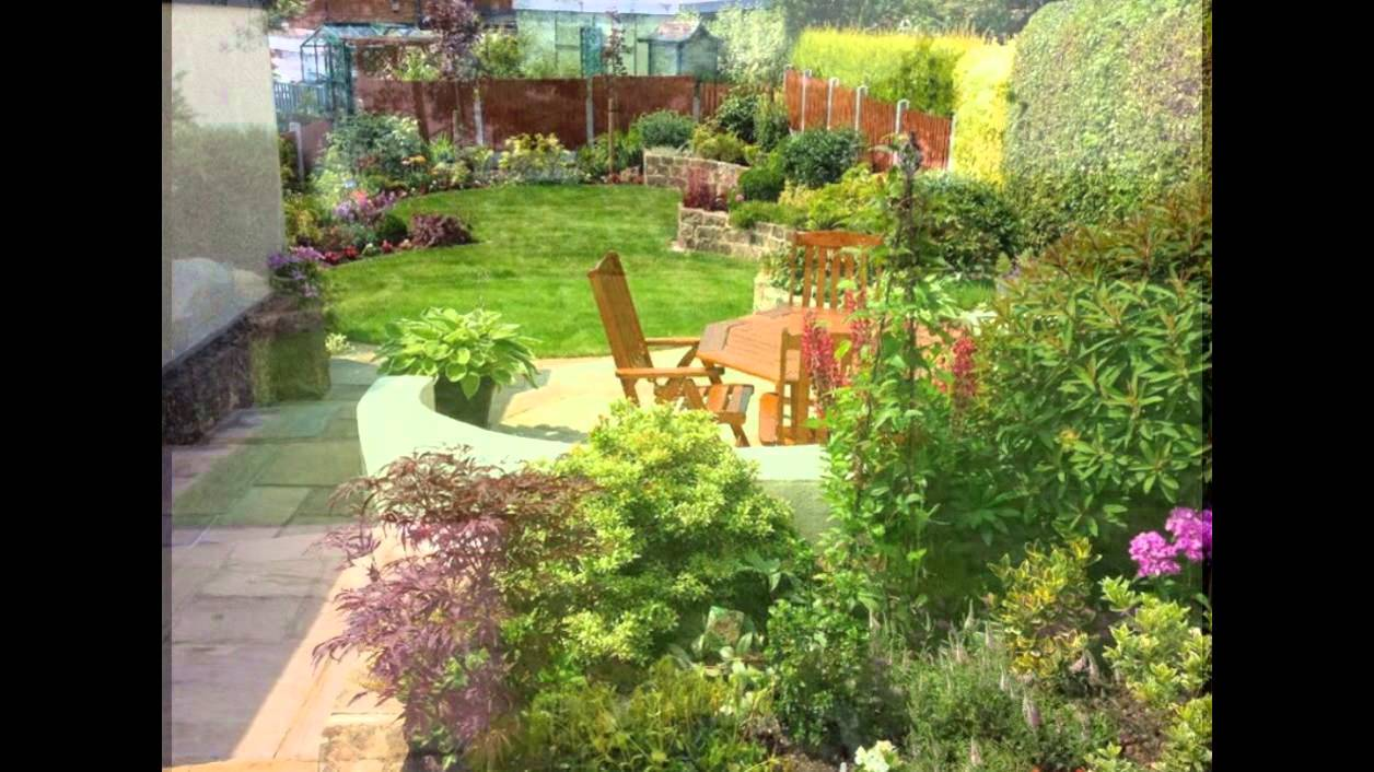 Full CIrcle Garden Design Leeds