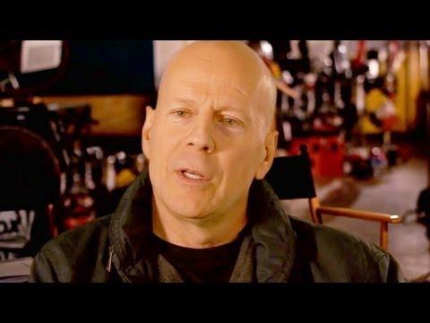 Bruce Willis 'A Good Day To Die Hard' Interview