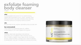 Suki Exfoliate Foaming Body Cleanser at Simpateco