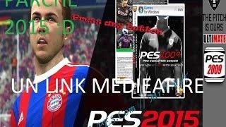 Descargar Parche 2015 Para Pro Evolution Soccer 2009 En Un LINK