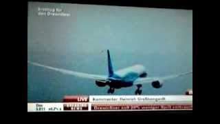 "Boeing 787 new ""Dreamliner"" 1st Take Off [15.12.09]"