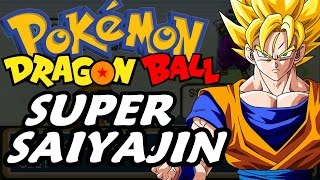 Dragon Ball Z Team Training (Pokémon Hack Rom - Parte 2) - Super Saiyajin