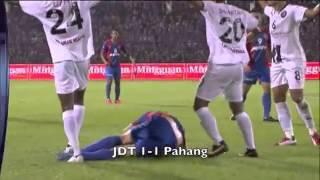 JDT vs Pahang 1 - 1 Piala FA 2014