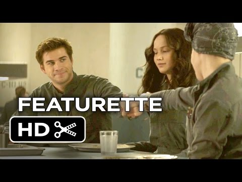 The Hunger Games: Mockingjay - Part 1 Featurette - Cast (2014) - Jennifer Lawrence Movie HD Mp3