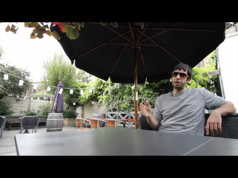 Example - #9 Midnight Run - 'Playing In The Shadows' album interview