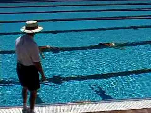 Richard Quick:  Becoming a Champion Swimmer - Freestyle
