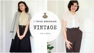 i-tried-dressing-vintage-for-a-week