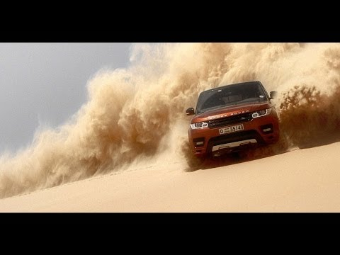 All-New Range Rover Sport | Empty Quarter Driven Challenge Documentary