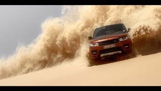 All-New Range Rover Sport   Empty Quarter Driven Challenge Documentary