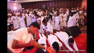 Download Video Steve Crown shutdown Abuja at white worship 2018 MP3 3GP MP4