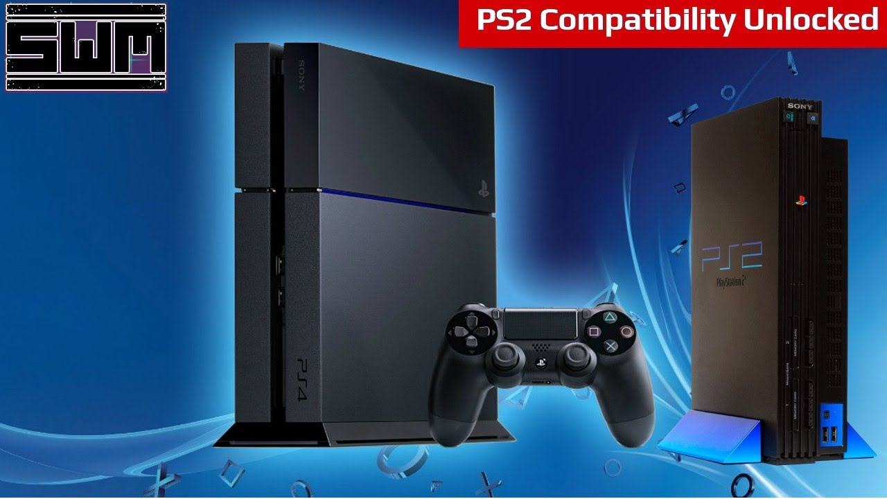 Hackers Just Made The PS4 Compatible With PS2 Games