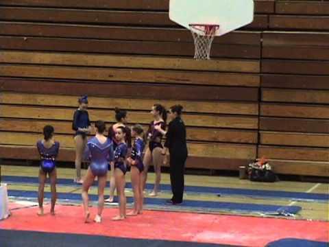 Nat's 2013 Level 9 Massachusetts State Gymnastics Meet