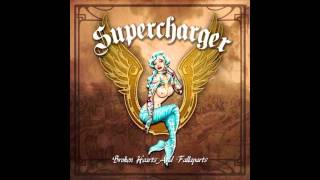Supercharger - Blood Red Lips