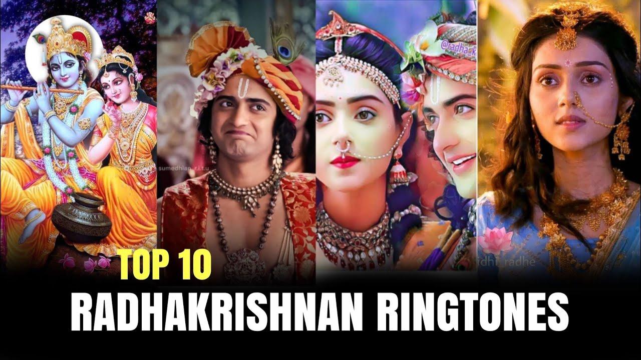 Top 10 Radhakrishnan Flute Ringtones || Krishna Janmashtami Special Ringtone || Janmashtami Ringtone
