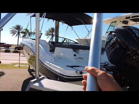 2018 Sea Ray SPX 190 Outboard boat for sale at MarineMax Venice