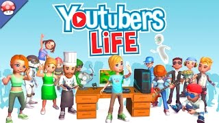 Youtubers Life Gameplay (PC HD) (Steam Early Access - Simulation Tycoon Game)