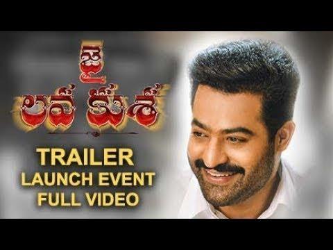 jai-lava-kusa-trailer-launch-event-full-video---ntr,-nandamuri-kalyan-ram,-raashi-khanna,-nivetha