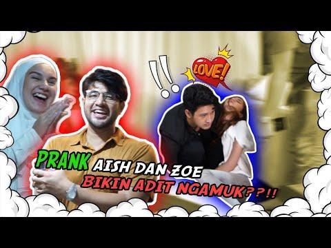 ZOE PINGSAN BIKIN ADIT MAU NANGIS!!