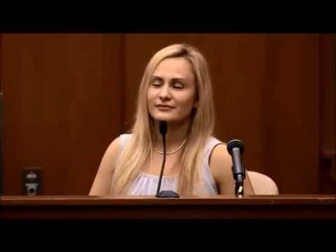 Trayvon Martin : George Zimmerman : Trial Testimony Day 4 Part 4