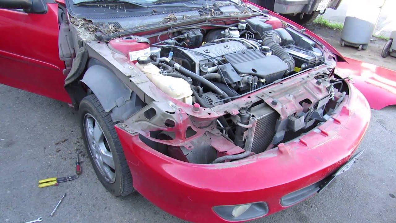 drivencrazy 2000 cavalier z24 2003 05 front end conversion  [ 1280 x 720 Pixel ]