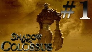 Shadow Of The Colossus - Playthrough Part #1 (Valus)