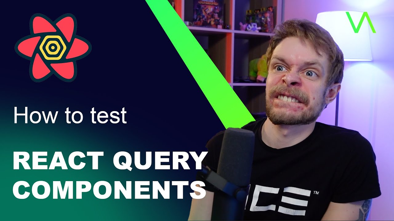 How To Test React Query Components