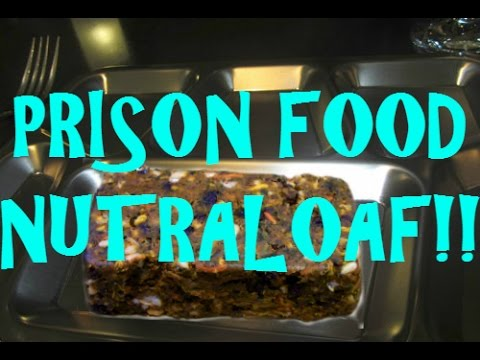 Nutraloaf Recipe - Prison Food - WHAT ARE PRISONERS EATING??? - The Wolfe  Pit
