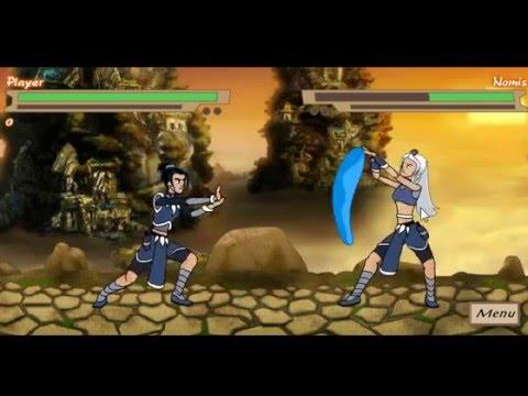 Арена Аватара продолжение игры драки