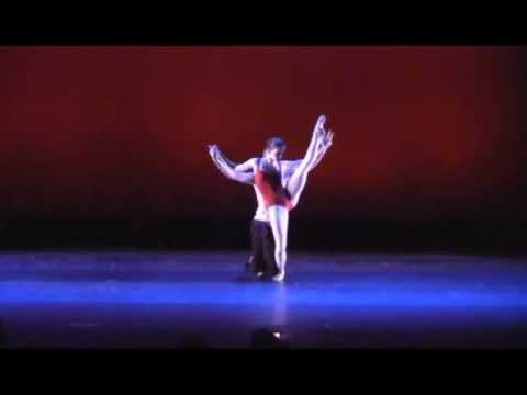 Jeordan Gasche Contemporary Ballet by Joseph Goodman