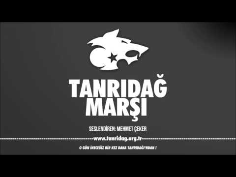 The March Of  Turkish Nationalist - Tian Shan / Tanrıdağ Türkçü Marşı