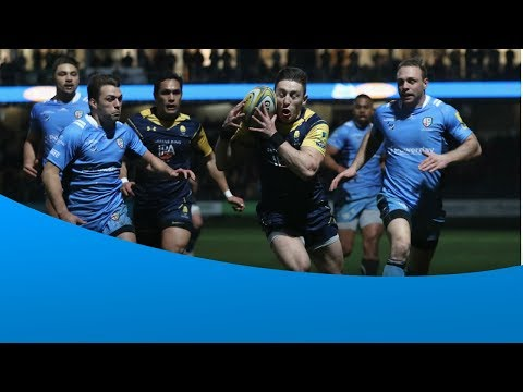 Citizen Try of the Week - Round 11 - Lewington, Adams, O'Conner, Chudley & Young