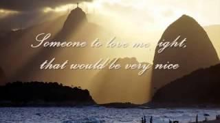 Скачать Bebel Gilberto So Nice With Lyrics YouTube