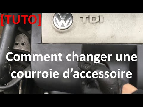 AUDI A4 A6 PASSAT 1.9 TDI 95 /& GT Alternateur Courroie Tendeur