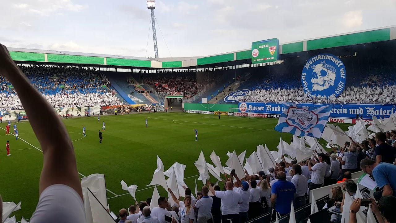 Rostock Vfb Stuttgart