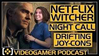The Witcher Trailer, Night Call Review, Joy-Cons are Drifting - VideoGamer Podcast