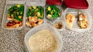 Men's Physique Contest Prep EP2 - MY MEAL PLAN