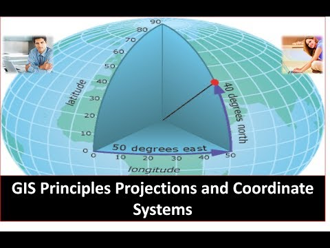 More GIS Principles Projections and Coordinate Systems