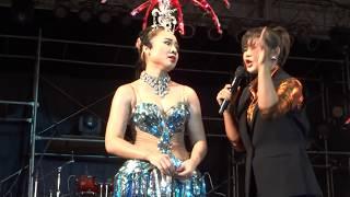 Repeat youtube video ท่าเต้นสุดแซ่บ!ของแดนเซอร์ตั๊กแตน ชลดา แสดงอย่างฮาที่หน้าเวที Full HD